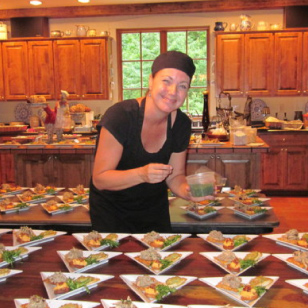 Asheville Chef Kim Lloyd