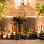 urban winter wedding Asheville Celine and Company