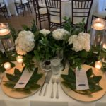 sweetheart table that stands out with Celine and Company Catering